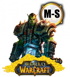 WoW Gold: Server M-S